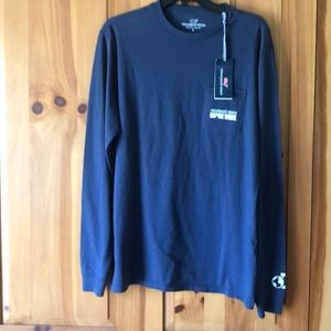 NWT Vineyard Vines  Navy long sleeve size Small